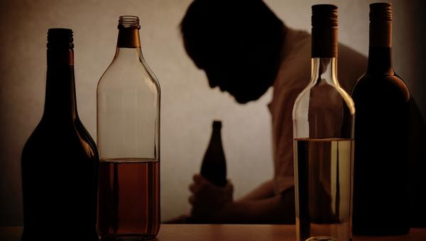 אלכוהוליסט, אילוסטרציה