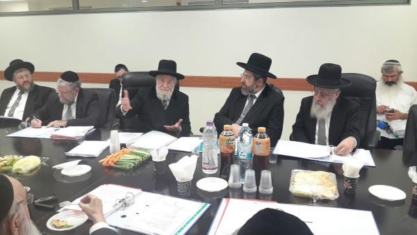 הרבנים לאו והרב יוסף
