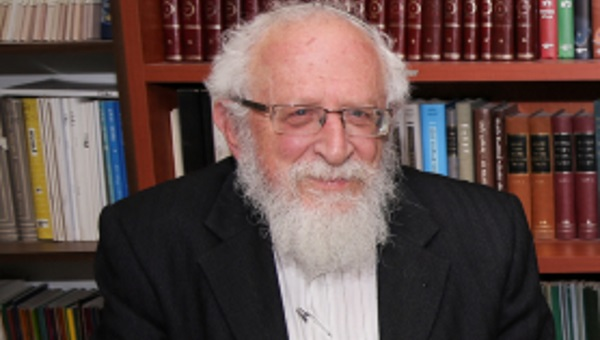 הרב ישראל רוזן