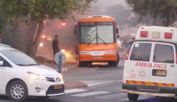 האוטובוס השרוף בעלי