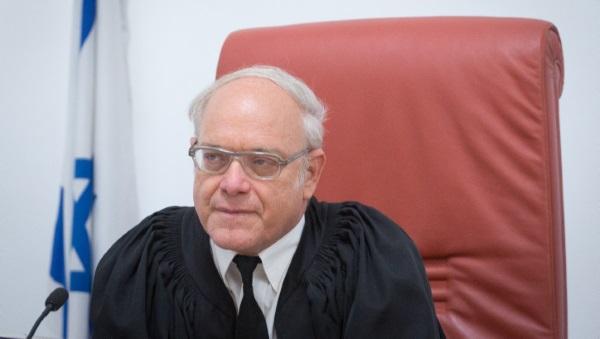 השופט הנדל