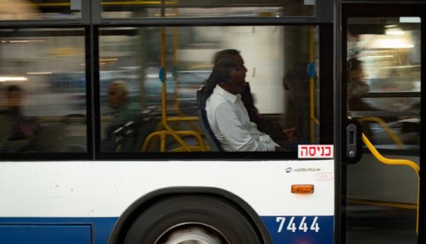 תחבורה ציבורית. אילוסטרציה