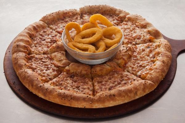 דאבל רינג של פיצה האט