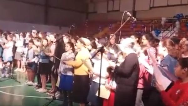 שרות באולפנת ישורון
