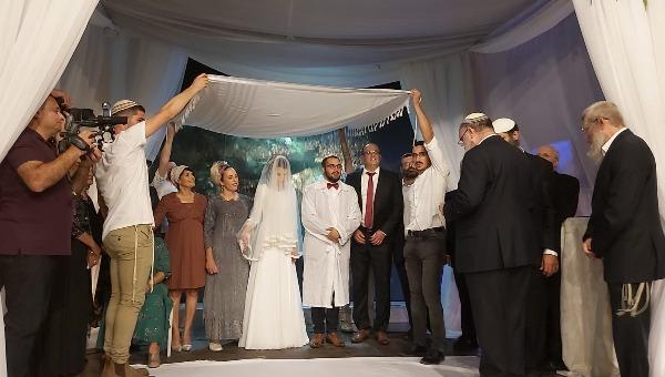 החתונה של משפחת אורלב