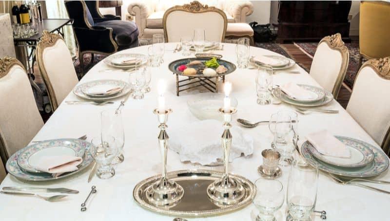 שולחן הסדר