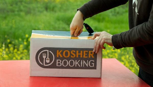 kosher booking