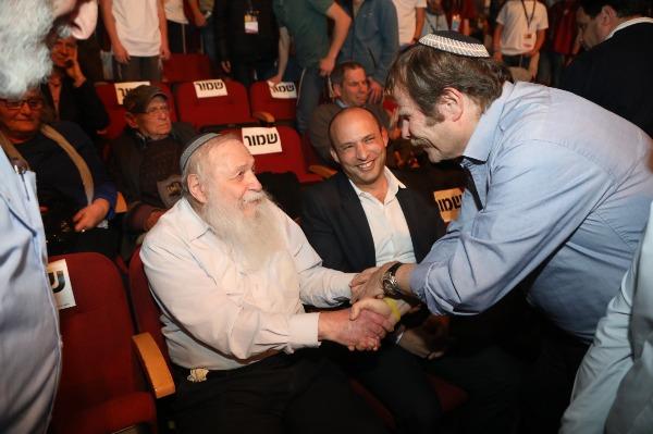 אברהם ליפשיץ בנט והרב דרוקמן