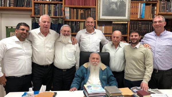 חברי הבית היהודי