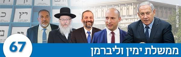 ממשלת ימין וליברמן