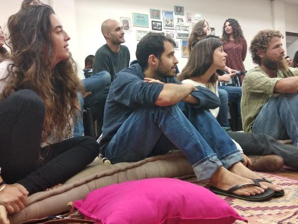הסטודנטים בפרוייקט