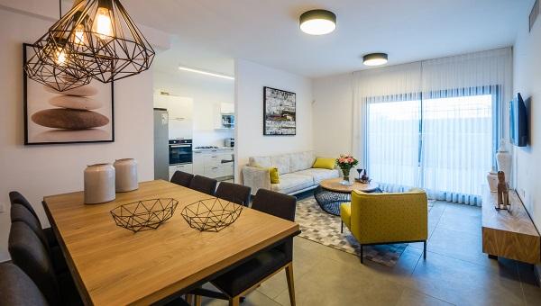 דירת מגורים בסביוני ארנונה