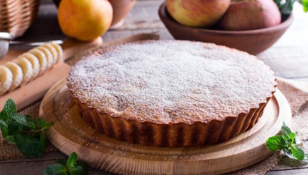 עוגת שמן זית ותפוזים צרפתית