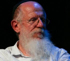 """""""עבודה עברית היא לא גזענות"""". הרב מדן צילום: פלאש 90. אורן נחשון"""