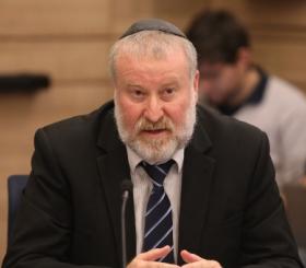 מנדלבליט בוועדה לביקורת המדינה צילום: דוברות הכנסת, איציק הררי