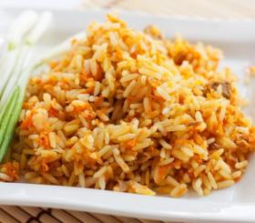 אורז כתום צילום: שאטרסטוק