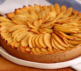 פאי תפוחים - אריאל ברי בן חמו צילום: אריאל ברי בן חמו