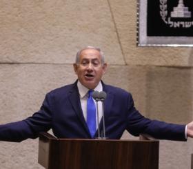 ראש הממשלה בנימין נתניהו צילום: דוברות הכנסת
