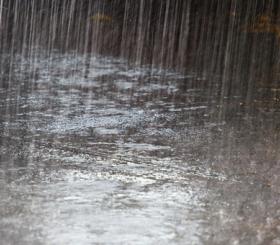 גשם צילום: shutterstock