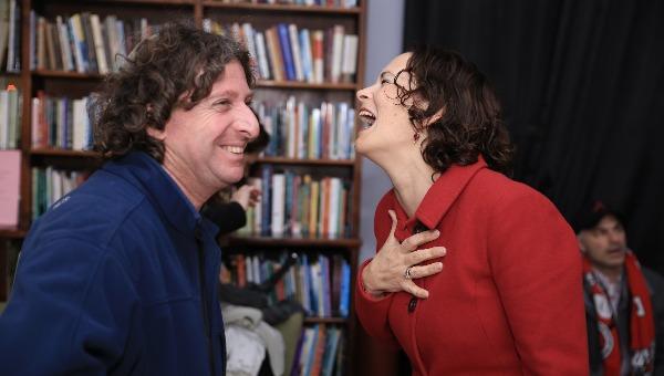 עם אליעז כהן