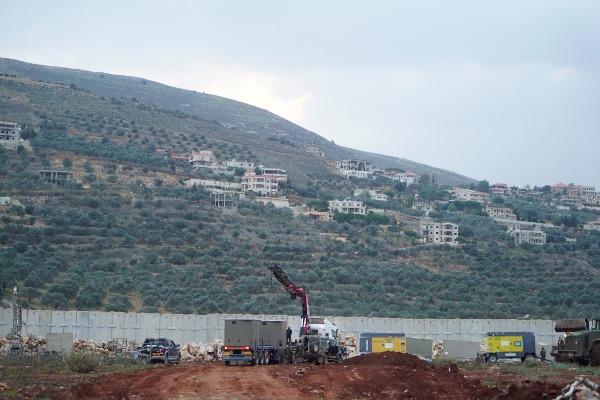 גבול לבנון. ארכיון