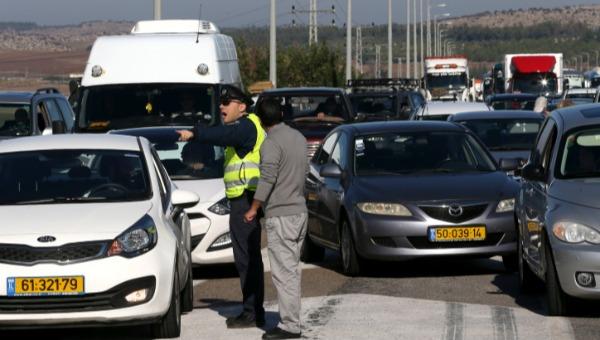 ארכיון: עומס תנועה בירושלים