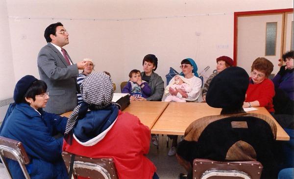 1984. מלמד נשים באפרת