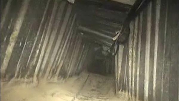 המנהרה מבפנים