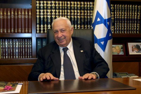 ידע שחמאס יעלו לשלטון? אריאל שרון