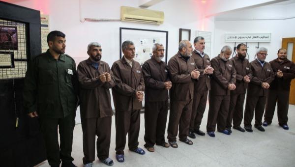 קיבלו את מה שרצו? אסירים פלסטינים