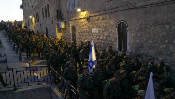 הלוחמים בירושלים