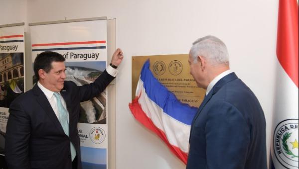 העברת השגרירות לירושלים בחודש מאי