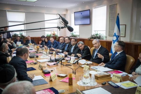 ארכיון: ישיבת הממשלה