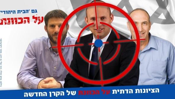 קמפיין חותם נגד הקרן החדשה לישראל