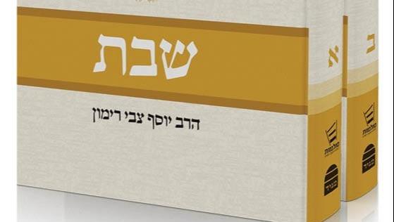 הרב סתיו ממליץ. ספרו החדש של הרב רימון