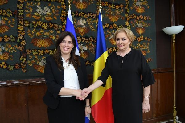חוטבלי וראשת ממשלת רומניה