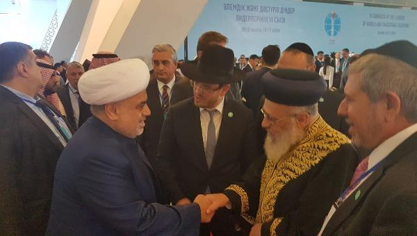 הרב הראשי ומנהיגה הרוחני של אפגניסטן