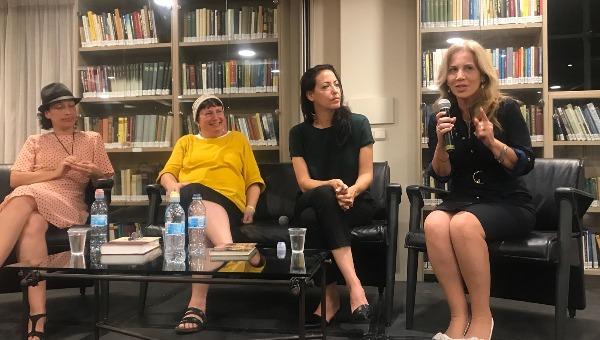 לביא, לפיד, הרבנית פיוטרקובסקי ופרידמן