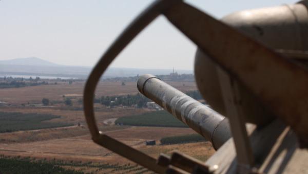 תמונת ארכיון. הגבול עם סוריה