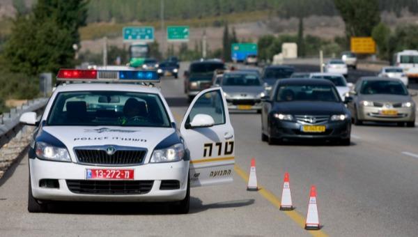 תמונת ארכיון. משטרת ישראל