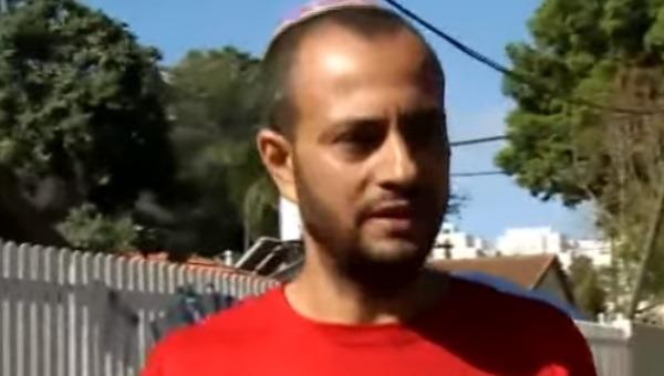 ישי לוי, האיש שניטרל את המחבל ברעננה ב-2015