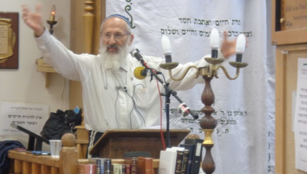 הרב שלמה אבינר
