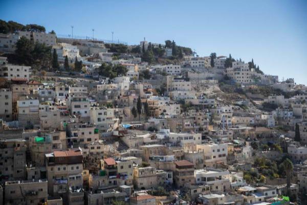 שכונה במזרח ירושלים