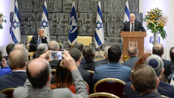 ריבלין בכנס ראשי הנציגויות הישראליות