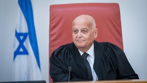 השופט בדימוס סלים ג