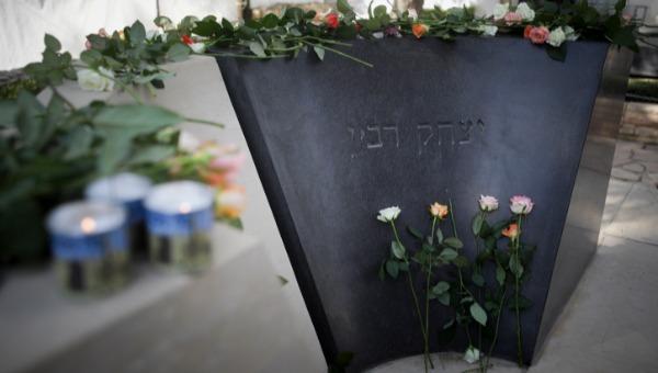 קבר רבין בהר הרצל