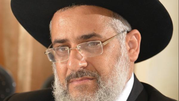 """אב בית הדין בת""""א, הרב אבירן יצחק הלוי"""