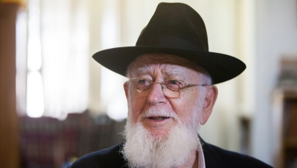 הרב צפניה דרורי, ראש הישיבה הוותיק