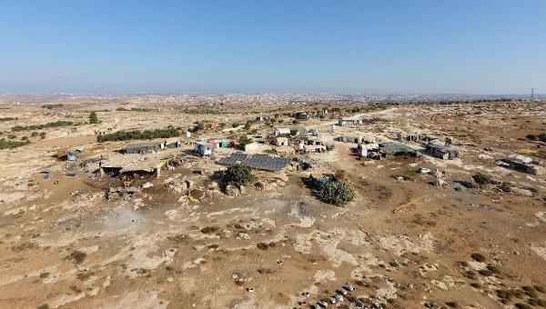 המאחז הפלסטיני ליד סוסיא