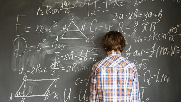 מבחן במתמטיקה